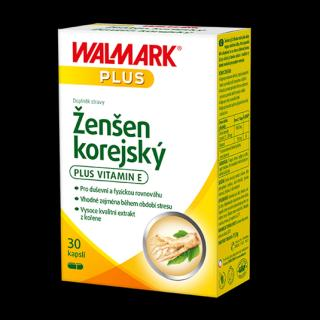 Ženšen Korejský 30 tablet