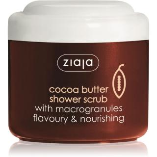 Ziaja Cocoa Butter sprchový peeling 200 ml dámské 200 ml