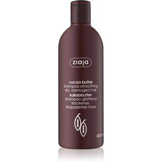 Ziaja Cocoa Butter vyživující šampon s kakaovým máslem 400 ml dámské 400 ml