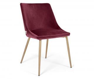 Židle Alary Wine Červená
