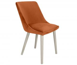 Židle Alberta Classic Hande Orange Oranžová