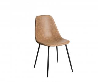 Židle Cuero Krémová