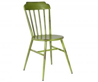 Židle Gilbert Green Zelená