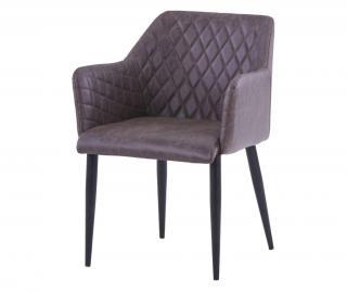 Židle Hnědá