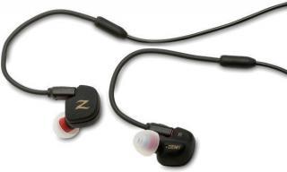 Zildjian Professional In-Ear Monitors Black
