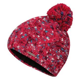 Zimní čepice dámská HANNAH Lana Raspberry sorbet One size