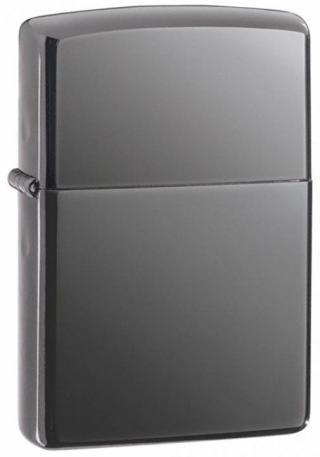 Zippo Benzínový zapalovač Black Ice® 22303