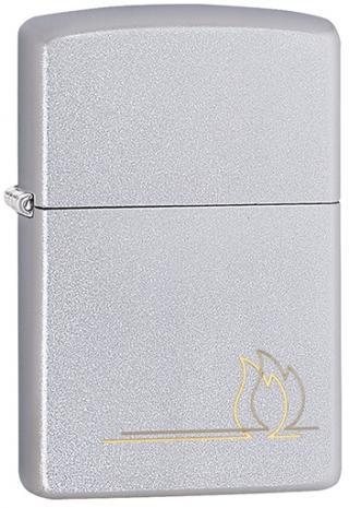 Zippo Benzínový zapalovač Flame Design 20446