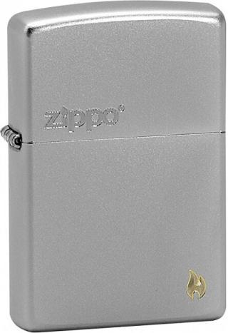 Zippo Benzínový zapalovač Zippo and Flame 20946