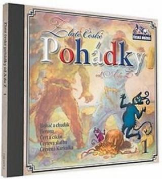 Zlaté české pohádky 1 - audiokniha