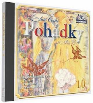Zlaté české pohádky 10 - audiokniha