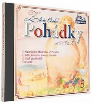 Zlaté české pohádky 5 - audiokniha