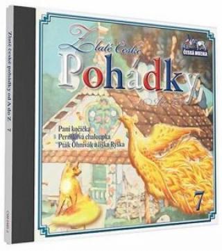 Zlaté české pohádky 7 - audiokniha