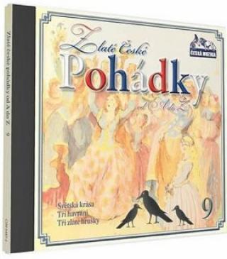 Zlaté české pohádky 9 - audiokniha