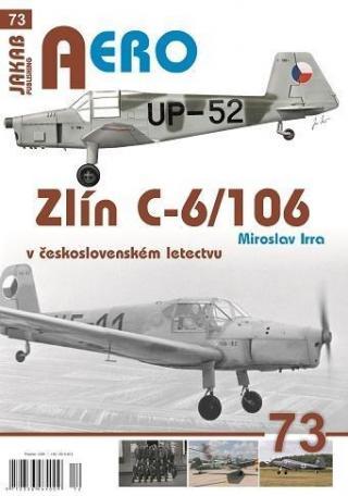 Zlín C-6/106 v československém letectvu - Irra Miroslav