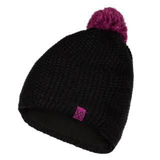 ZODO childrens winter hat black 50/52