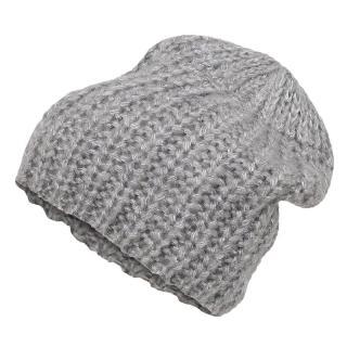 ZOKO winter hat gray dámské Grey 55