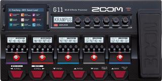 Zoom G11 Multi-Effects Processor
