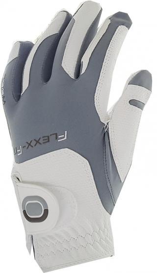 Zoom Gloves Weather Dámská Golfová Rukavice Bílo/Stříbrná Levá pro Praváky dámské Silver UNI