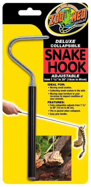 Zoomed Deluxe Skládací hák na hady