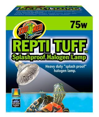 Zoomed halogenové světlo Turtle Tuff 75W
