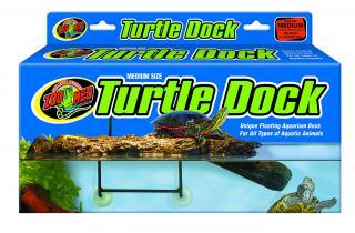 Zoomed Ostrov pro želvy Turtle Dock M