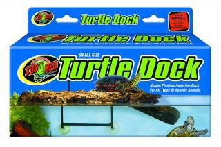 Zoomed Ostrov pro želvy Turtle Dock S