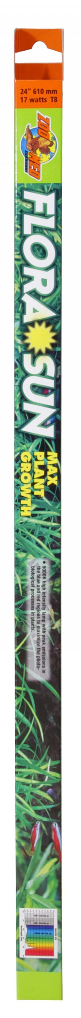 Zoomed osvětlení Flora Sun Max.Plant Growth 18W/600mm