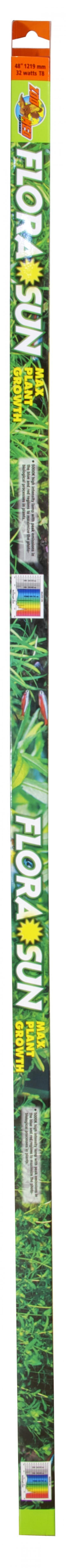 Zoomed osvětlení Flora Sun Max.Plant Growth 36W/1200mm