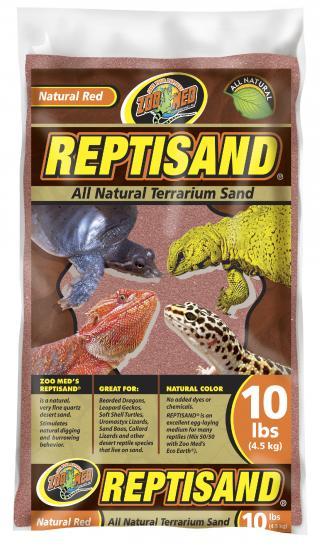 Zoomed ReptiSand® červený
