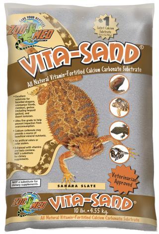 Zoomed Vita-Sand® Terarijní písek - saharská břidlice