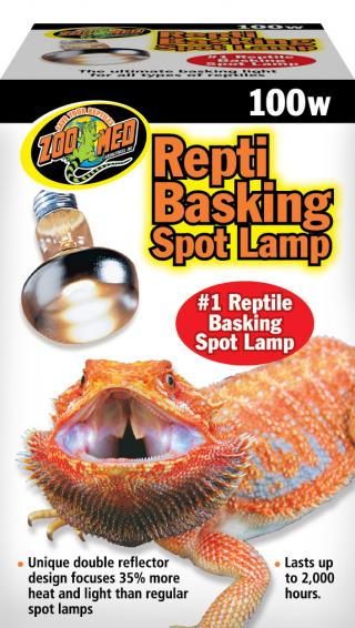 Zoomed ZMD Repti vyhrevní lampa Basking Spot Lamp 100W