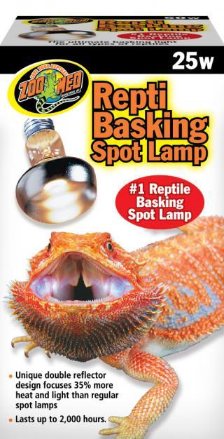 Zoomed ZMD Repti vyhrevní lampa Basking Spot Lamp 25W