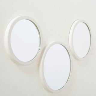 Zrcadlo lorina, 3 ks