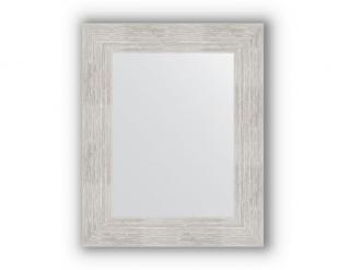 Zrcadlo v rámu BY 3016, stříbrný déšť 70 mm, 43x53 cm šedá