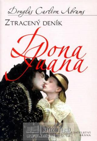 Ztracený deník Dona Juana - Abrams Carlton Abrams