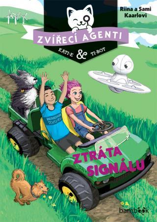 Zvířecí agenti - Ztráta signálu, Kaarlovi Riina a Sami